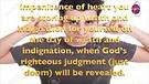DIVINE JUDGMENT IS GODS LOVE