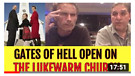 Gates of Hell Unleashed on Lukewarm Church