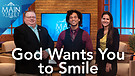 "Jeremy Holloway, Author of ""God Wants You to Smile"" 